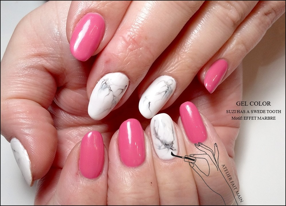 best with ongle marbr